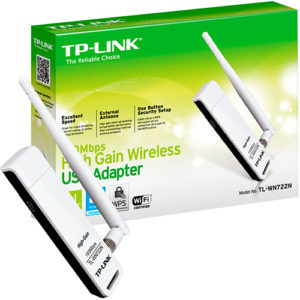 psi USB wireless adapter TP-Link