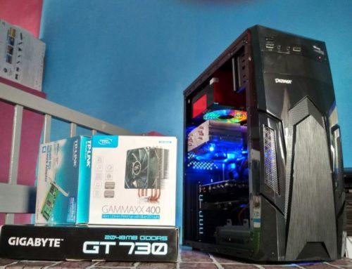 Komputer Rakitan Intel XEON X5460 3,16 Ghz, Untuk Server MANTAP