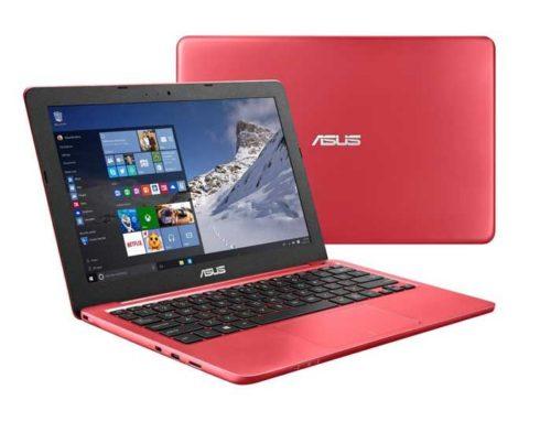 Laptop Netbook ASUS E202SA Intel N3060 HDD 500GB RAM 2GB