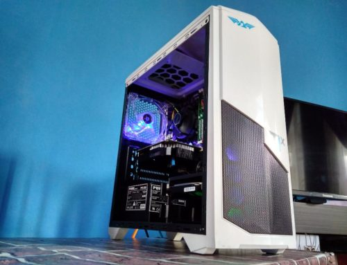 PC Komputer Rakitan Intel Core i5 2400 W/Vga R7 2GB DDR5