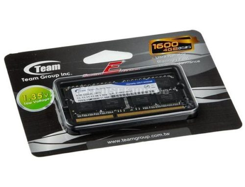 RAM Laptop Team Elite Original 4GB DDR3L PC12800 1.35V