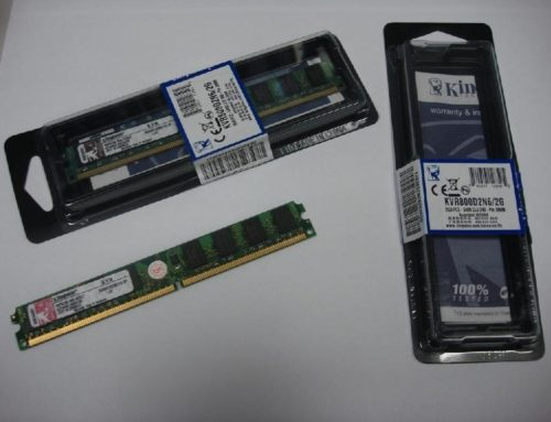 MEMORY RAM KOMPUTER DDR 2 KINGSTON PC-6400