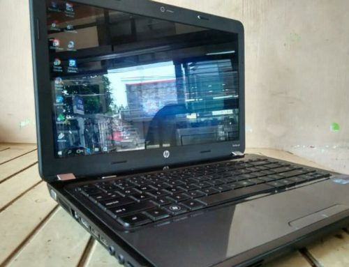 Laptop Second-Bekas Hp pavilion G4 core i3-2310m Istimewa