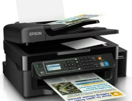 Printer Epson L565 Original Multifungsi Wireless