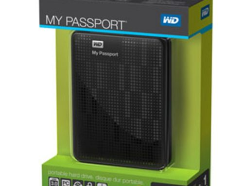 Casing HDD Eksternal SATA 2.5″ WD My Passport Usb 3.0