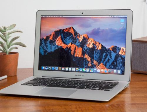 Laptop Apple Original Macbook Air MQD32 Core I5